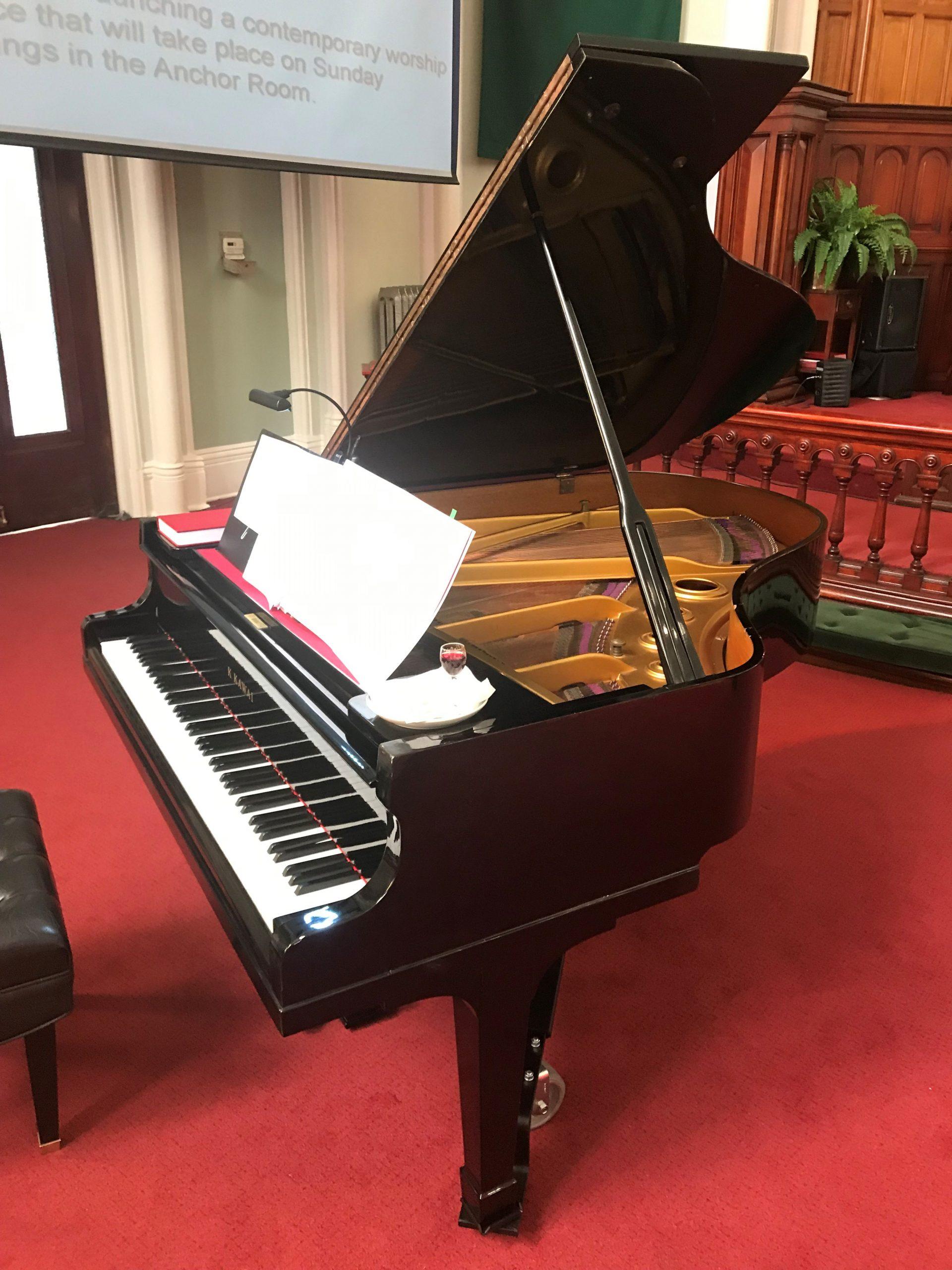 Kawai 6'1″ 1961 Grand Piano